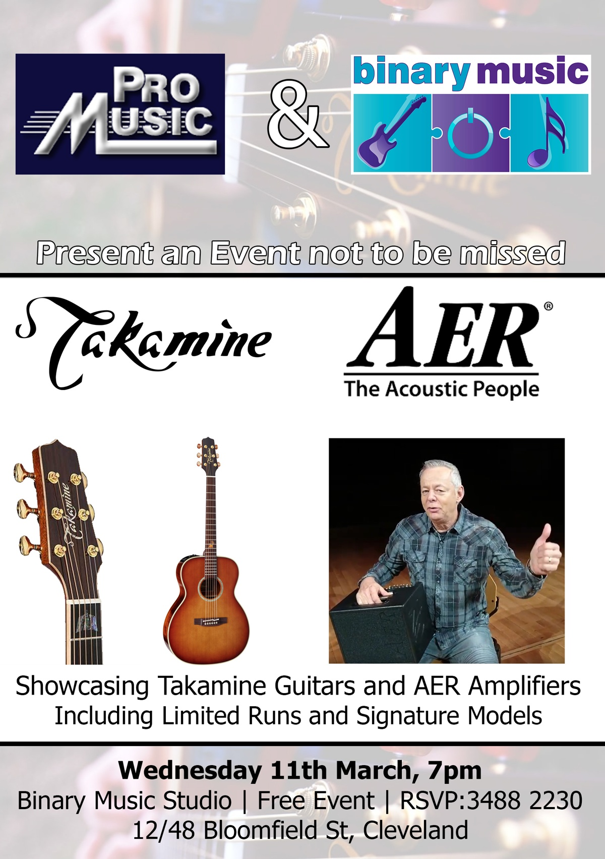 Taka-AER-Eventflyer