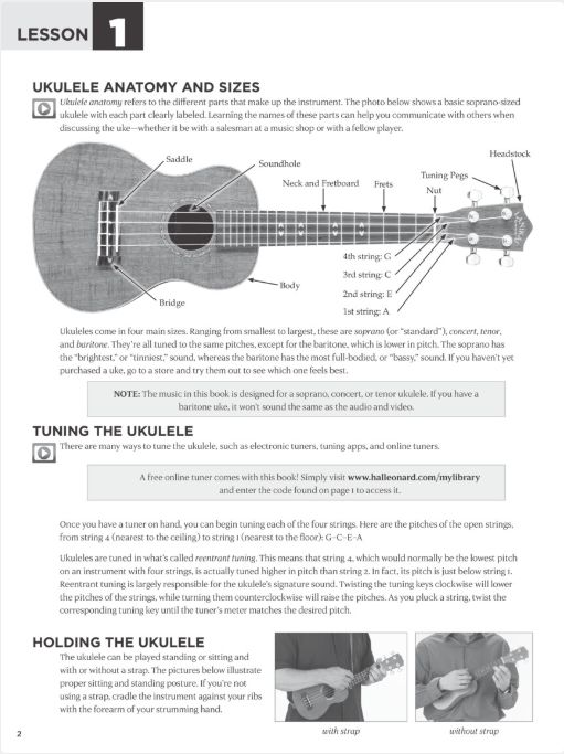 first 15 lessons ukulele gallery 3