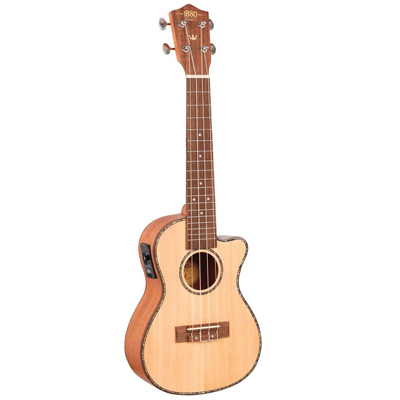 1880 Ukulele Co 200 Series electric Acoustic Concert Ukulele