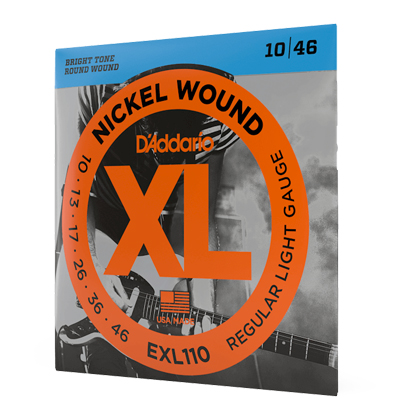 DAddario XL Electric 10-46