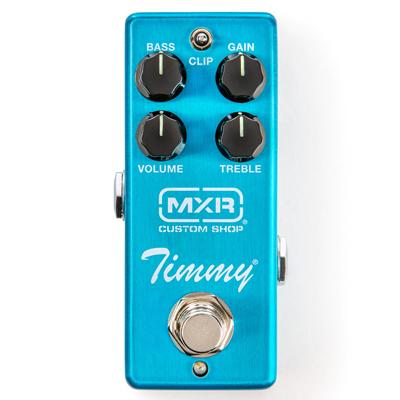 MXR Timmy Overdrive Pedal - MXR Custom Shop