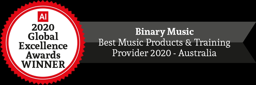Best Music Products and Training Award 2020