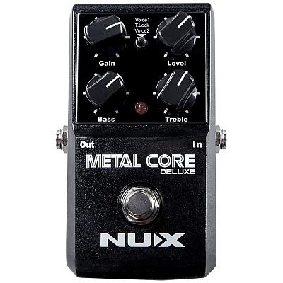 NUX Metal Core pedal