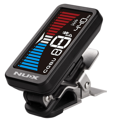 Nux Clip On Tuner