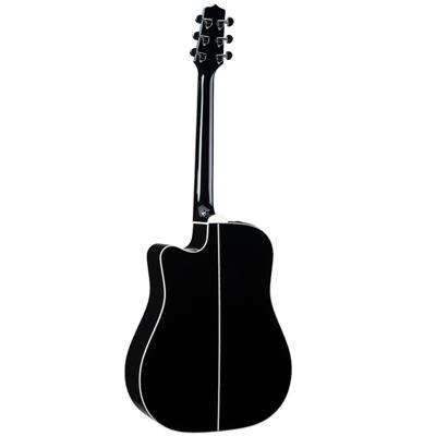 Takamine EF341SC Acoustic Electric Guitar Back
