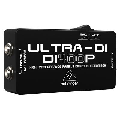 Behringer Ultra DI400P DI Box