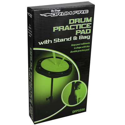 Drumfire DFP5500 Practice Pad Kit