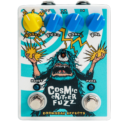 Doomsday Effects Cosmic Critter Fuzz