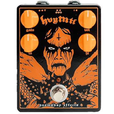 Doomsday Effects HVY MTL Distortion Pedal