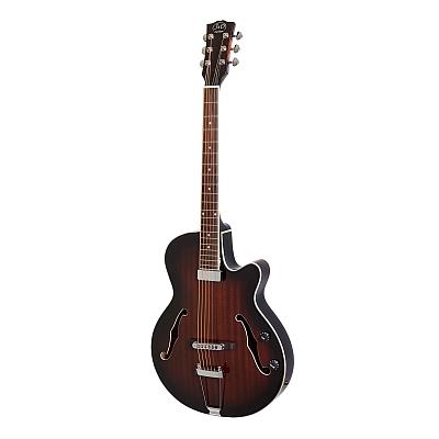 J&D Archtop guitar
