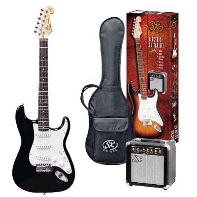 SX Electric kit black