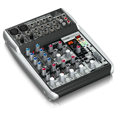Behringer Xenyx 1002USB 10 Channel Mixer with USB