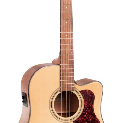 Gilman GD10CENG Gloss Dreadnought Acoustic Electric Guitar