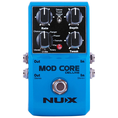 Nux Modcore Deluxe Modulation Pedal