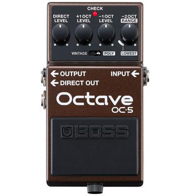 Boss OC5 Octave Pedal