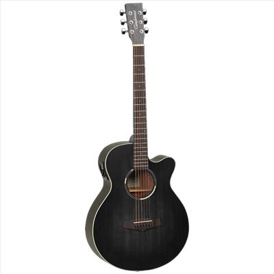 Tanglewood Blackbird Superfolk Acoustic Electric Guitar