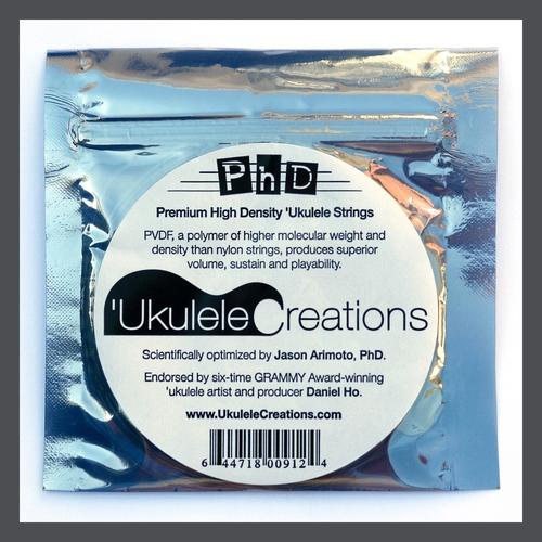 PhD Ukulele String Set