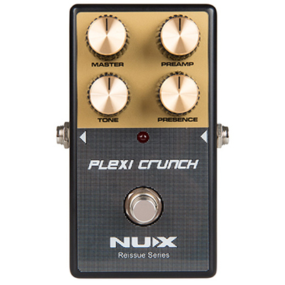 NUX Plexi Crunch Distortion Pedal