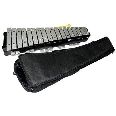 Folding Glockenspiel with bag