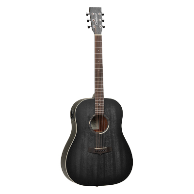 Tanglewood Blackbird Sloped Shoulder Dreadnought Acoustic Electric Guitar
