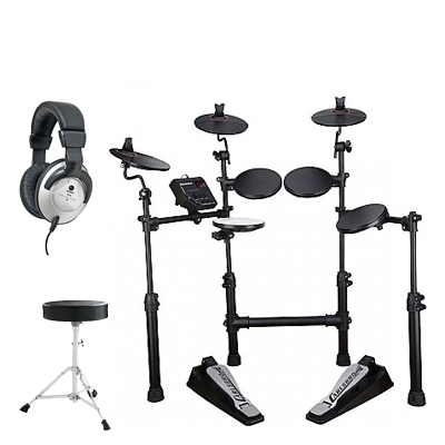 Carlsbro CSD100P Electronic Drum Kit Pack