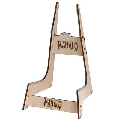 Mahalo Wooden Ukulele Stand