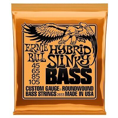 Ernie Ball Bass Strings