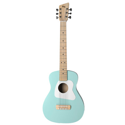 Loog Pro VI Green Junior Guitar