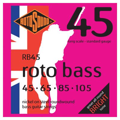 Rotosound Bass Strings Set 45 - 105