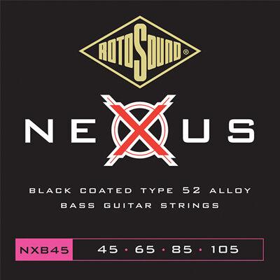 Rotosound Nexus Bass string Set 45-105