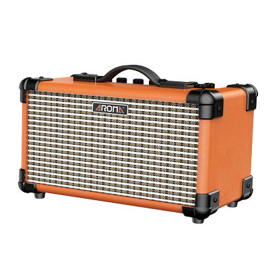 Aroma 15 Watt Orange Guitar Amp