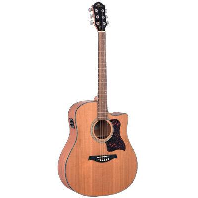 Gilman GD12CE Acoustic Electric Guitar