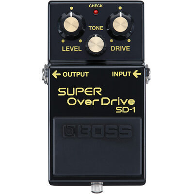 Boss 40th Anniversary Super Overdrive - SD14A