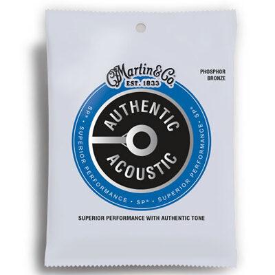 Martin Acoustic phosphor bronze string set